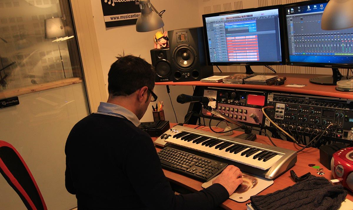 Realizzare studio registrazione: come e quanto costa ...