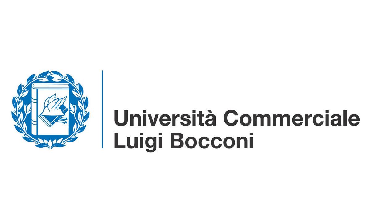Logo università della Bocconi