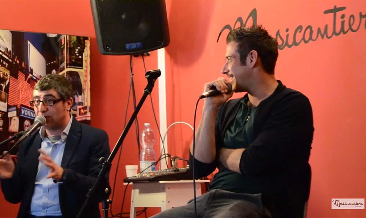 Anteprima video history class con Francesco Gabbani