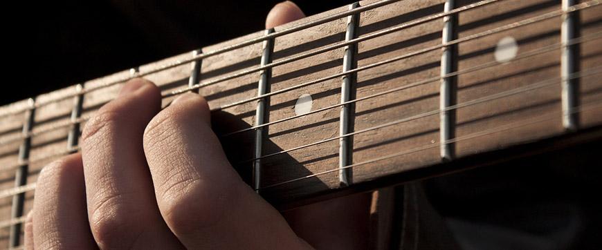 Foto principale per le lezioni di chitarra