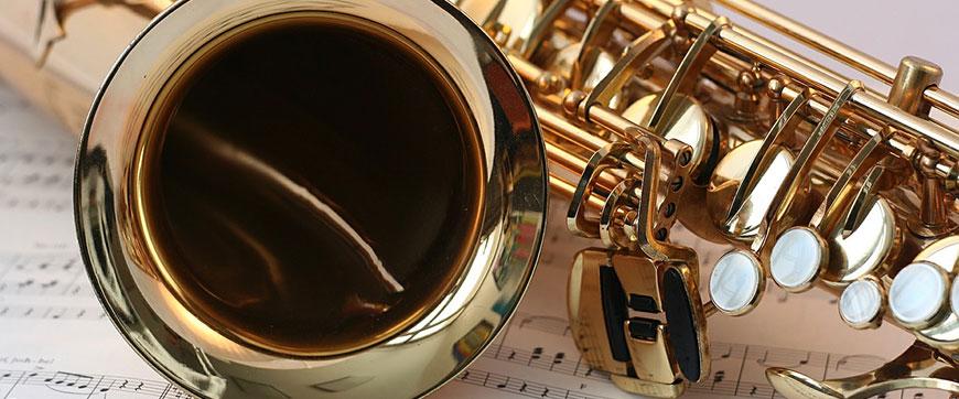 Foto principale per le lezioni di sassofono