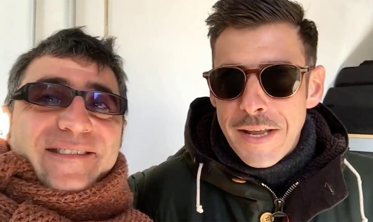 Foto anteprima del video di Francesco Gabbani in Occidentali's Karma